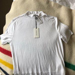"Babeton ""Gonzalo"" white tshirt S - never worn"